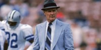 Tom Landry – Faith, Family & Football on ESPN
