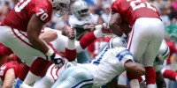 Cowboys Ruin Emmitt's Homecoming, Thrash Cardinals 24-7