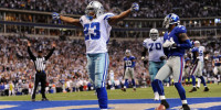 Throwback Thursday: Choice's First Career Touchdown Vaults Cowboys Past Giants 20-8