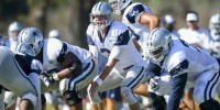 Roulette-Wheel Approach To Finding Backup QB Not Paying Dividends So Far In Camp For Cowboys