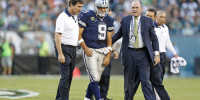 Injury To Romo Overshadows Cowboys' Sloppy Victory In Philly
