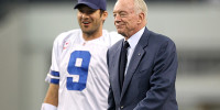 With His Team On The Ropes, Jerry Is Willing To Gamble On Tony Romo, Even To The Bitter Death