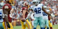 Prescott, Defense Cement Cowboys' 27-23 Comeback Win Over Redskins