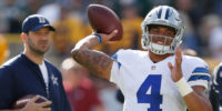 Prescott or Romo for the Dallas Cowboys?   Jerry Will Decide – But What If?