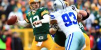 Rodgers' Greatest Challenge Versus Cowboys Will Be Overcoming Green Bay's Greatest Weakness