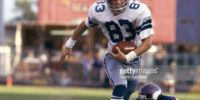 1975 Dallas Cowboys Player Rankings #13 Golden Richards