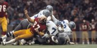 Throwback Thursday: Cole's Late TD Allows Cowboys To Slip Past Redskins 29-20