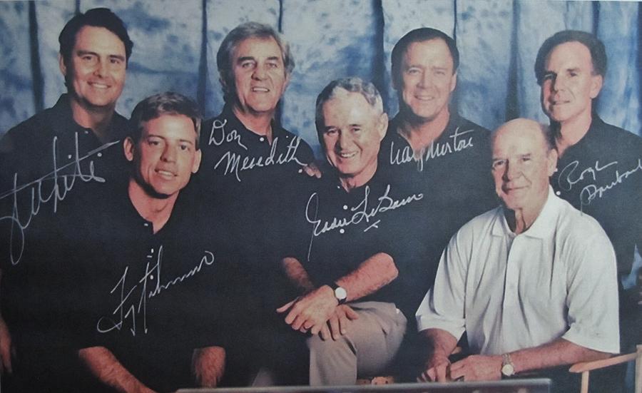 0c1d59cb2 Roger Staubach – Dallas Cowboys Vault