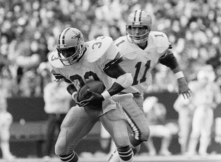 67f5e882dbb Dallas Cowboys Top 20 Plays Of 1985: #17 Tony Dorsett's Electrifying TD Run  Gives